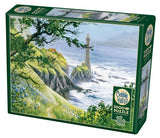 Summer Lighthouse - 1000 Piece Jigsaw Puzzle