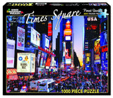 TIMES SQUARE NEW YORK CITY - 1000 Piece Jigsaw Puzzle