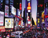 Jigsaw Puzzle Image - 1000 pc NYC Times Square
