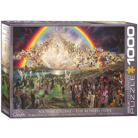 The Blessed Hope - 1000 Piece Jigsaw Puzzle