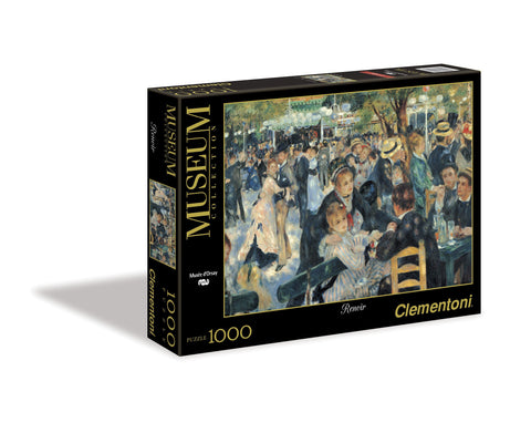 Renoir - Dance at le Moulin de la Galette - 1000 Piece Jigsaw Puzzle