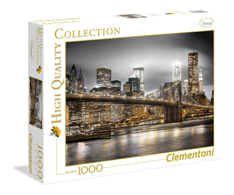 New York City Skyline - 1000 Piece Jigsaw Puzzle