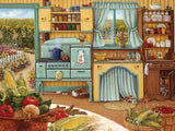 Country Kitchen - 1000 Piece Jigsaw Puzzle