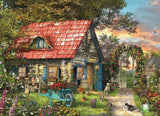 The Country Shed - 300 Large Piece Jigsaw Puzzle