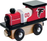 NFL Atlanta Falcons - Wood Train