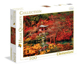 Orient Dream - 500 Piece Jigsaw Puzzle
