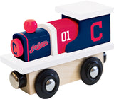 MLB Cleveland Indians - Wood Train
