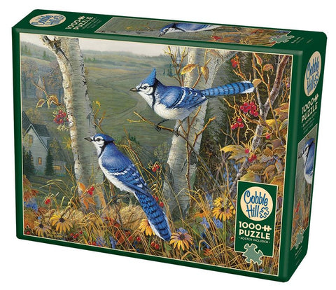Blue Jays - 1000 Piece Jigsaw Puzzle