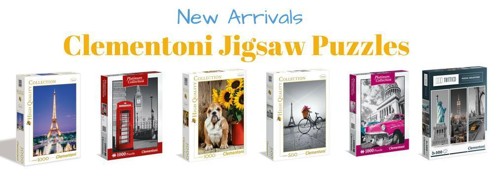 Clementoni Jigsaw Puzzles
