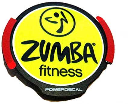 Zumba Fitness PowerDecal