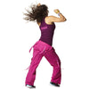 Zumba Fitness Feelin it Cargo Pants - Mulberry