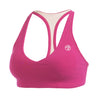 Zumba Fitness Sizzle V-Bra Top - Mulberry