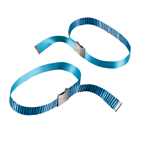 Zumba Fitness Reversible Belt - Blue