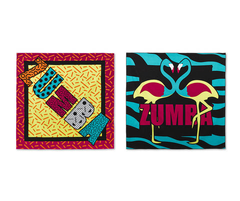 Zumba Fitness I Want My Zumba Bandana