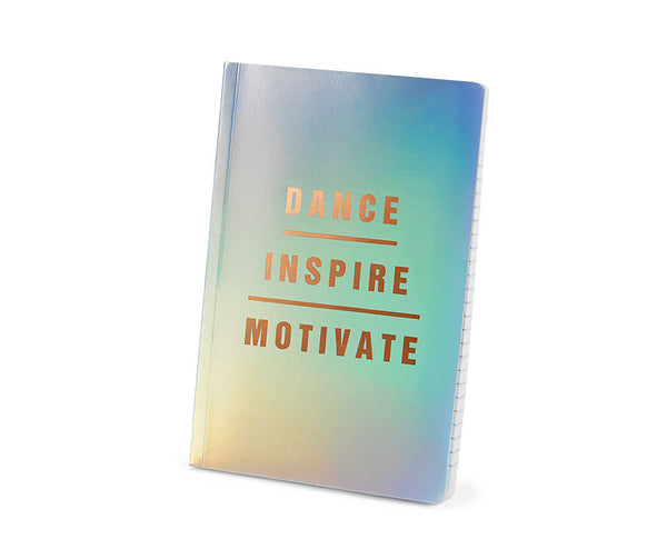 Zumba Fitness Inspire Notebook