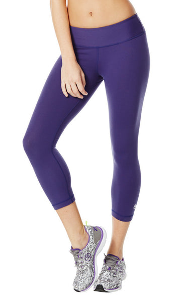 Zumba Fitness Perfect Capri Leggings - Starry Sky