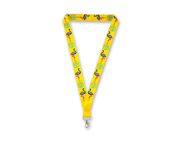 Zumba Fitness Ready Sweat Sail Lanyard