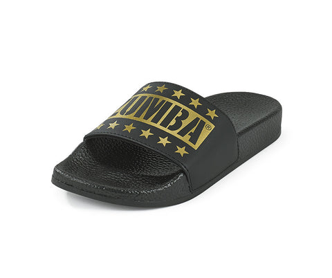 Zumba Fitness Zumba Slides 2.0 - Black (CLOSEOUT)