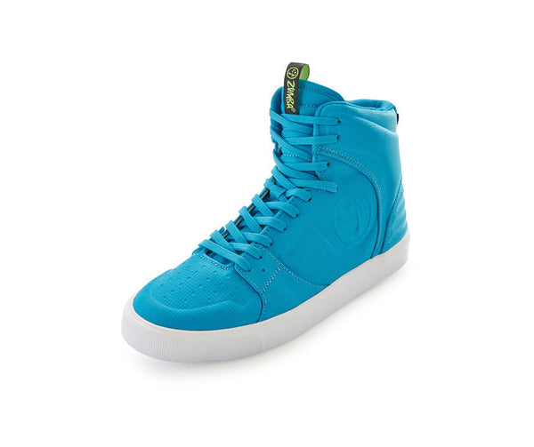 Zumba Fitness Street Classic Shoes - Teal Ice