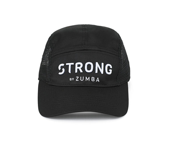 Zumba Fitness STRONG By Zumba Hat - Bold Black