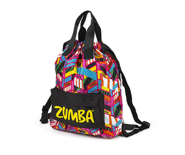 Zumba Fitness Victory 2-Way Backpack
