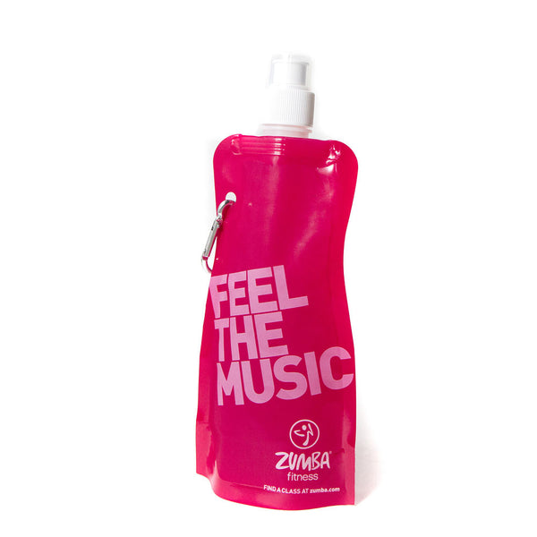Zumba Fitness Water Pouch - Berry (CLOSEOUT)
