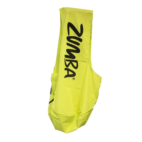 Zumba Fitness Shop 'til ya Drop Satchel Bag - Lime Punch