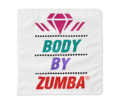 Zumba Fitness Body By Zumba Hand Towel - 10 PK