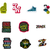 Zumba Fitness Zumba Crew Bag of Stickers 10pk (CLOSEOUT)