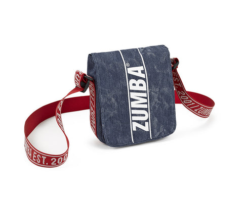 Zumba Fitness Est. 2001 Crossbody Bag - Night Sky