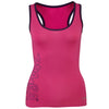 Zumba Fitness Rock With Me Racerback - Pin a Rose