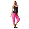 Zumba Fitness Rock With Me Racerback - Sew Black