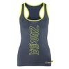 Zumba Fitness Rock With Me Racerback - Slate