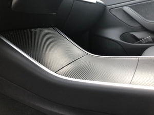 Model 3 Center Console Vinyl Wrap Protector Kit