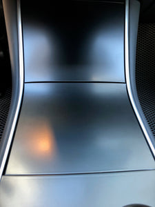 Model 3 Center Console Vinyl Wrap Protector Kit1