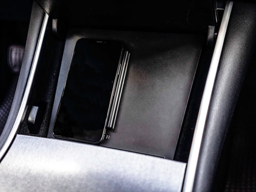 Model 3 Qi Wireless Center Console Phone Charger (Back Order)