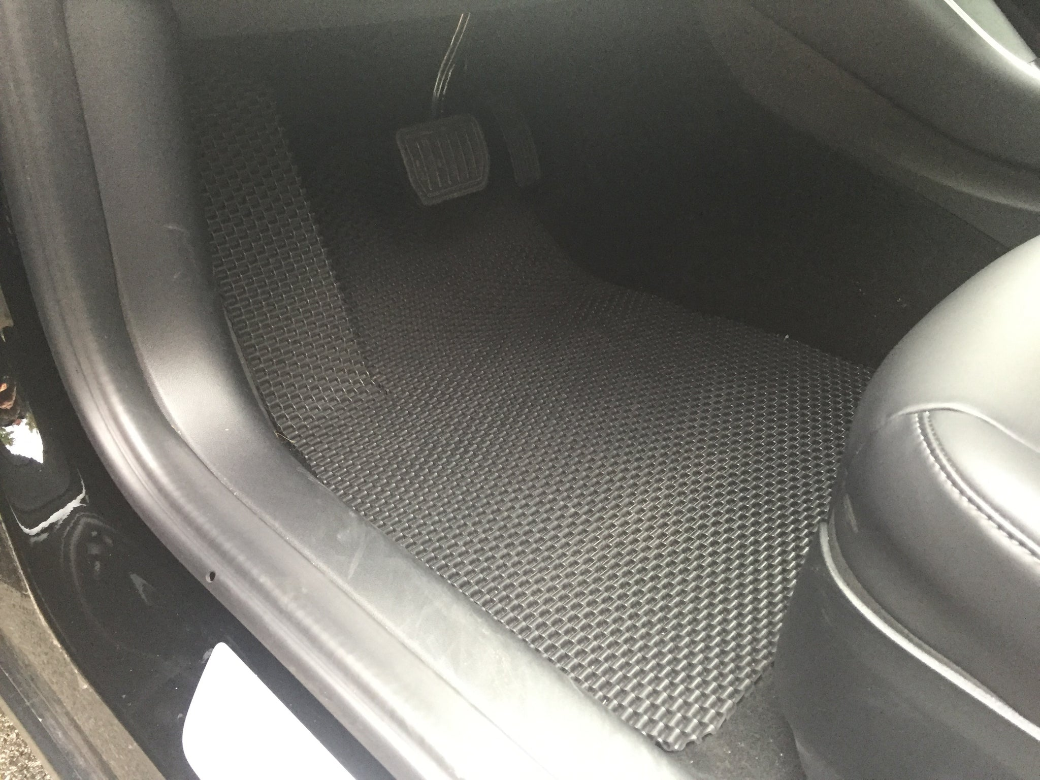 Tesla Model 3 All Weather Floor Mats Introductory