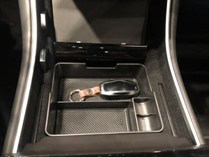 Model 3 Center Console Storage Cubby