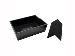 Premium Vegan Tesla Model 3 Center Console Storage Cubby1