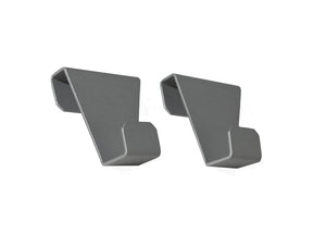 Tesla Model S Coat Hooks (set of 2)1