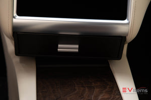 Tesla Model S & X Cubby Drawer