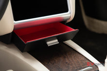 Premium Vegan Tesla Model S & X Cubby Drawer