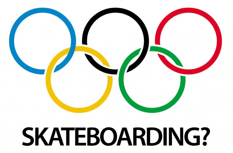 WILL THE OLYMPICS DESTROY SKATEBOARDING?