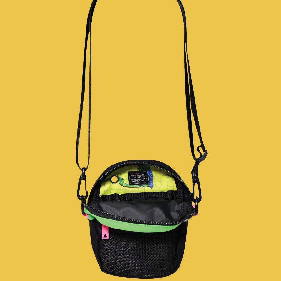 Funeral French Compact Shoulder Bag by BumBag