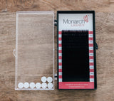 Monarch Lashes - Lash C Tray