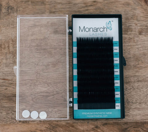 Monarch Lashes - Lash D Tray