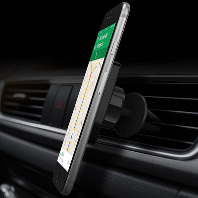 Hexadymium Magnetic Air Vent Mount - Black
