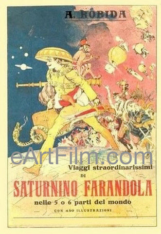 Extraordinary Adventures of Saturnino Farandola_Marcel Perez_Robida_pic 2_eArtFilm