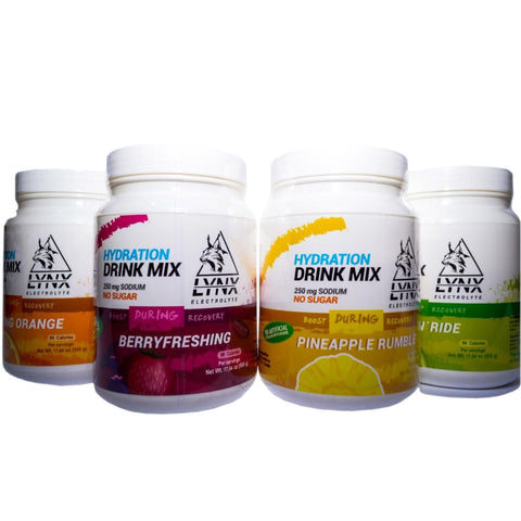 Nutrición - Lynx Hydration Drink Mix - 500 gr | Taba Fashion Sportswear