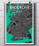 Brooklyn City Map